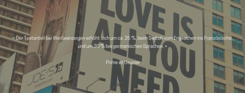 Franzosische-und-deutsche-Werbekampagnen-Sprache